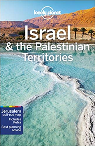 Lonely Planet Guide: Israel & the Palestinian Territories by Andrew Humphreys, Paul Hellander, Neil Tilbury